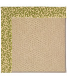 RugStudio presents Capel Zoe-Cane Wicker 55561 Machine Woven, Best Quality Area Rug