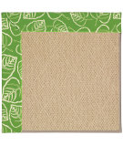 RugStudio presents Capel Zoe-Cane Wicker 55566 Machine Woven, Best Quality Area Rug