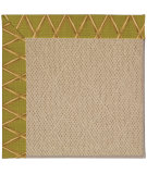 RugStudio presents Capel Zoe-Cane Wicker 55568 Machine Woven, Best Quality Area Rug