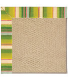 RugStudio presents Capel Zoe-Cane Wicker 55569 Machine Woven, Best Quality Area Rug