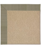 RugStudio presents Capel Zoe-Cane Wicker 55575 Machine Woven, Best Quality Area Rug
