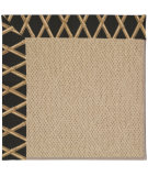 RugStudio presents Capel Zoe-Cane Wicker 55583 Machine Woven, Best Quality Area Rug
