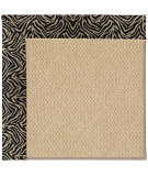 RugStudio presents Capel Zoe-Cane Wicker 55591 Machine Woven, Best Quality Area Rug