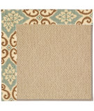 RugStudio presents Capel Zoe-Cane Wicker 55592 Machine Woven, Best Quality Area Rug