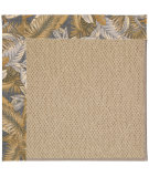 RugStudio presents Capel Zoe-Cane Wicker 55596 Machine Woven, Best Quality Area Rug