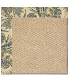 RugStudio presents Capel Zoe-Cane Wicker 55598 Machine Woven, Best Quality Area Rug