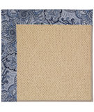 RugStudio presents Capel Zoe-Cane Wicker 55607 Machine Woven, Best Quality Area Rug