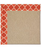 RugStudio presents Capel Zoe-Cane Wicker 55614 Machine Woven, Best Quality Area Rug