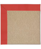 RugStudio presents Capel Zoe-Cane Wicker 55615 Machine Woven, Best Quality Area Rug