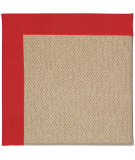 RugStudio presents Capel Zoe-Cane Wicker 55618 Machine Woven, Best Quality Area Rug