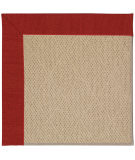 RugStudio presents Capel Zoe-Cane Wicker 55620 Machine Woven, Best Quality Area Rug