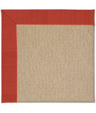 RugStudio presents Capel Zoe-Cane Wicker 55621 Machine Woven, Best Quality Area Rug
