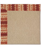 RugStudio presents Capel Zoe-Cane Wicker 55624 Machine Woven, Best Quality Area Rug
