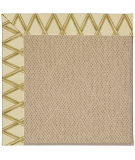 RugStudio presents Capel Zoe-Cane Wicker 55629 Machine Woven, Best Quality Area Rug