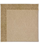 RugStudio presents Capel Zoe-Cane Wicker 55633 Tan Machine Woven, Best Quality Area Rug