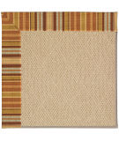 RugStudio presents Capel Zoe-Cane Wicker 55638 Machine Woven, Best Quality Area Rug