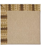 RugStudio presents Capel Zoe-Cane Wicker 55642 Machine Woven, Best Quality Area Rug
