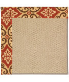 RugStudio presents Capel Zoe-Cane Wicker 55650 Machine Woven, Best Quality Area Rug