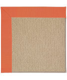 RugStudio presents Capel Zoe-Cane Wicker 55652 Machine Woven, Best Quality Area Rug