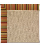 RugStudio presents Capel Zoe-Cane Wicker 55654 Machine Woven, Best Quality Area Rug