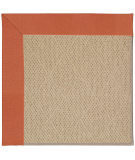RugStudio presents Capel Zoe-Cane Wicker 55658 Machine Woven, Best Quality Area Rug