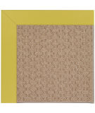 RugStudio presents Capel Zoe-Grassy Mountain 108399 Citronella Area Rug
