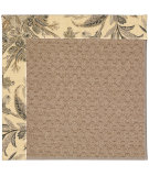 RugStudio presents Capel Zoe-Grassy Mountain 55697 Taupe/Tropical Machine Woven, Best Quality Area Rug