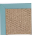 RugStudio presents Capel Zoe-Grassy Mountain 108398 Bright Blue Area Rug
