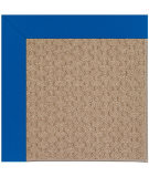 RugStudio presents Capel Zoe-Grassy Mountain 108419 Reef Blue Area Rug