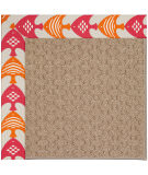 RugStudio presents Capel Zoe-Grassy Mountain 108395 Autumn Area Rug