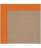 RugStudio presents Capel Zoe-Grassy Mountain 108400 Clementine Hand-Tufted, Best Quality Area Rug