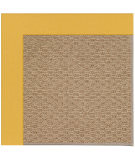 RugStudio presents Capel Zoe-Raffia 108456 Jonquil Area Rug