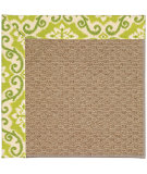 RugStudio presents Capel Zoe-Raffia 55804 Machine Woven, Best Quality Area Rug