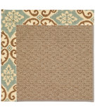 RugStudio presents Capel Zoe-Raffia 55838 Machine Woven, Best Quality Area Rug