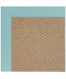 RugStudio presents Capel Zoe-Raffia 108463 Seafaring Blue Area Rug