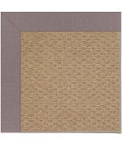 RugStudio presents Capel Zoe-Raffia 108454 Evening Hand-Tufted, Best Quality Area Rug
