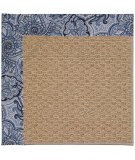 RugStudio presents Capel Zoe-Raffia 55853 Machine Woven, Best Quality Area Rug