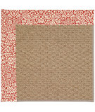 RugStudio presents Capel Zoe-Raffia 55862 Machine Woven, Best Quality Area Rug