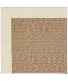 RugStudio presents Capel Zoe-Raffia 55877 Sand/Taupe Machine Woven, Best Quality Area Rug