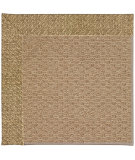 RugStudio presents Capel Zoe-Raffia 55879 Fawn/Taupe Machine Woven, Best Quality Area Rug
