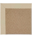 RugStudio presents Capel Zoe-Raffia 55880 Ecru/Taupe Machine Woven, Best Quality Area Rug
