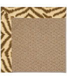 RugStudio presents Capel Zoe-Raffia 55889 Machine Woven, Best Quality Area Rug