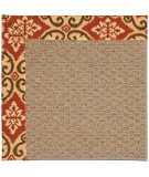 RugStudio presents Capel Zoe-Raffia 55896 Machine Woven, Best Quality Area Rug