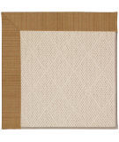 RugStudio presents Capel Zoe-White Wicker 56036 Machine Woven, Best Quality Area Rug