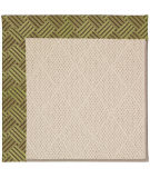 RugStudio presents Capel Zoe-White Wicker 56043 Machine Woven, Best Quality Area Rug