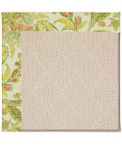RugStudio presents Capel Zoe-White Wicker 56047 Machine Woven, Best Quality Area Rug