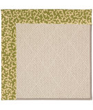 RugStudio presents Capel Zoe-White Wicker 56053 Machine Woven, Best Quality Area Rug