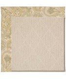 RugStudio presents Capel Zoe-White Wicker 56064 Quarry/Wicker Machine Woven, Best Quality Area Rug