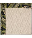 RugStudio presents Capel Zoe-White Wicker 56068 Machine Woven, Best Quality Area Rug
