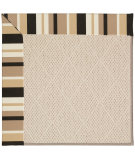 RugStudio presents Capel Zoe-White Wicker 56070 Machine Woven, Best Quality Area Rug